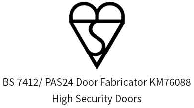 High security doors