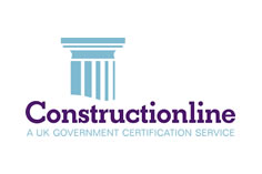 Construction Line accreditation logo